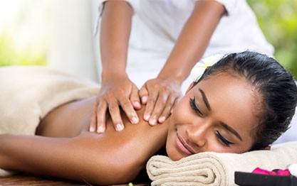 Как сделать любимому массаж?