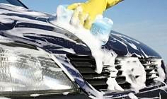 Kvaliteetne auto välispesu Gold Service autopesulas
