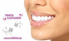 TARTUS! Professionaalne hammaste fotovalgendus Tsikiita Ilustuudios