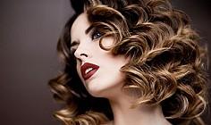 3D-tehnoloogiaga värvimine (Balayage, Shatush Hair Coloring või California) + stiilne lõikus ja föönisoeng salongis Dareia